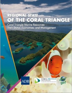 Regional State of the Coral Triangle Report - Coral Triangle Marine Resources: Their Status, Economies, and Management