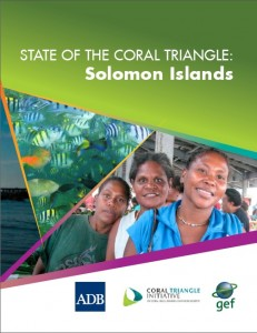 State of the Coral Triangle: Solomon Islands