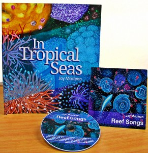 The book and CD by Jay Maclean. (Photo by CTKN)