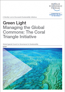 Green Light Managing the Global Commons: The Coral Triangle Initiative