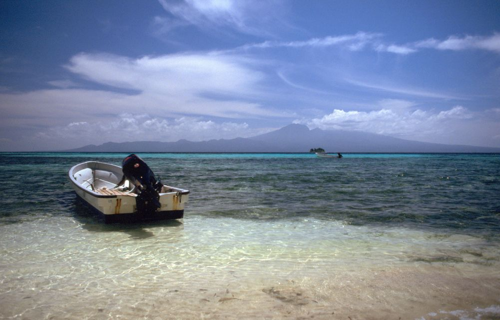 The Solomon Islands is one of the six countries that are signatories to the Coral Triangle Initiative. (Photo from: Worldfish)